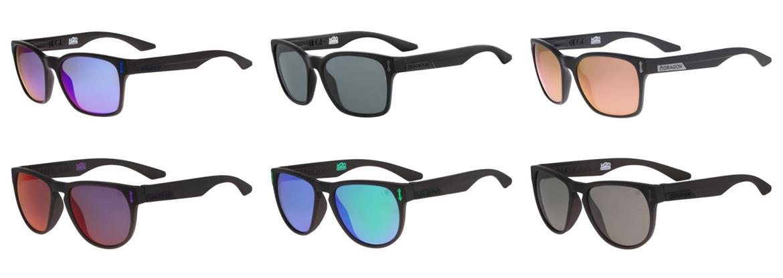DRAGON H20 akinių nuo saulės modelių pasirinkimas